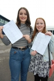 Lauren Roberts and Lauryn Flett bagged 9 A stars and 11 As between them