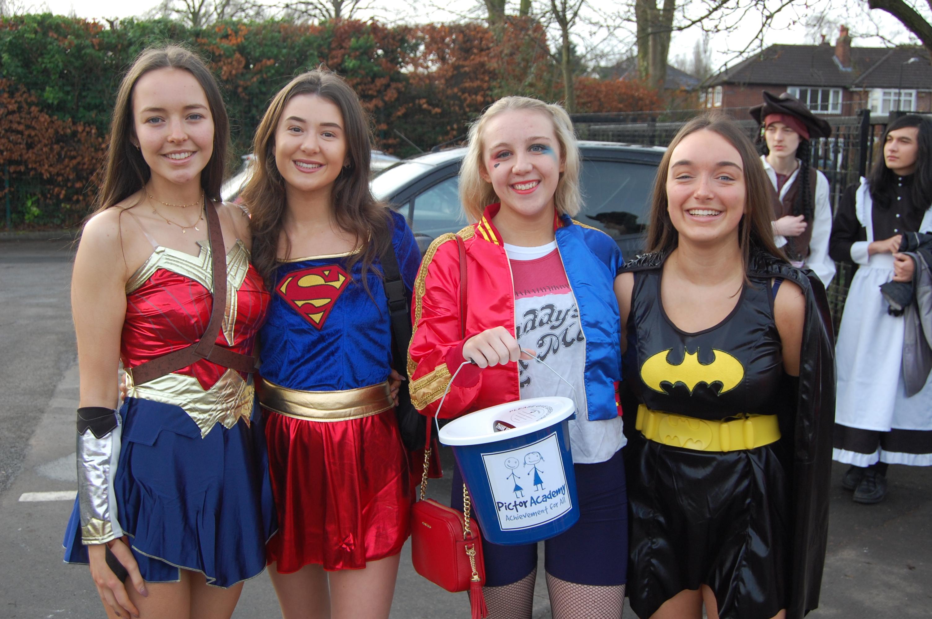 Wellington superheroes ready for action